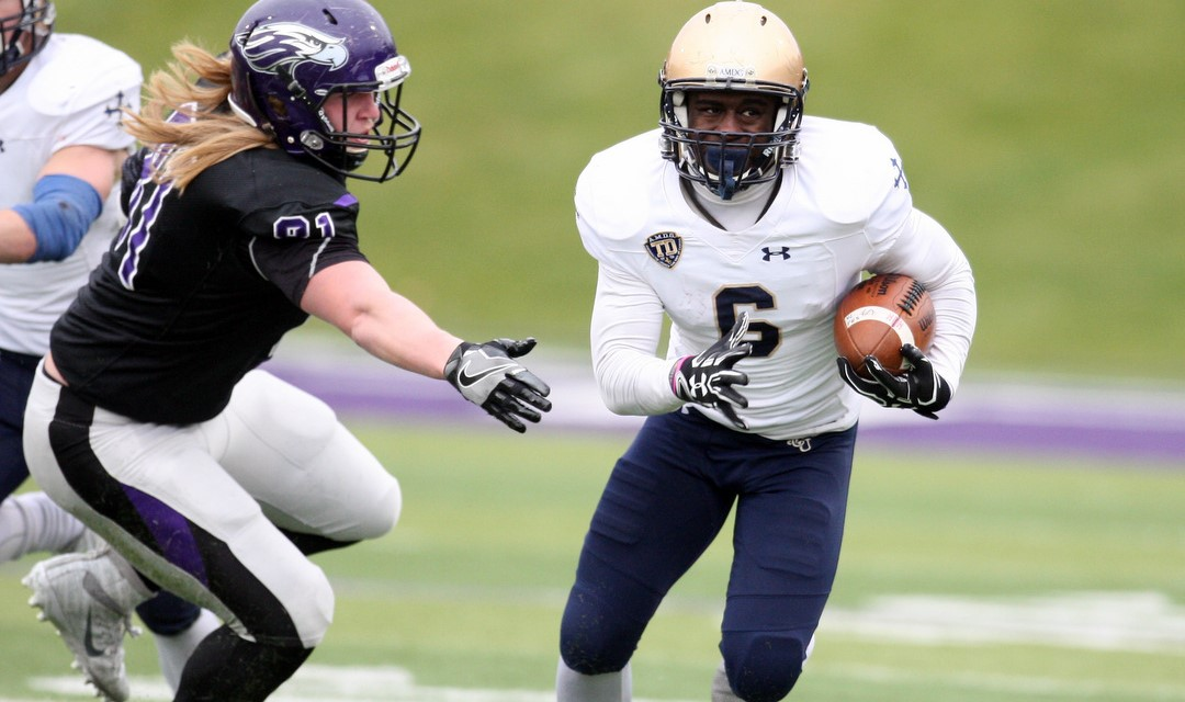 JCU's Mike Hollins Shares His Story And His Football Dream