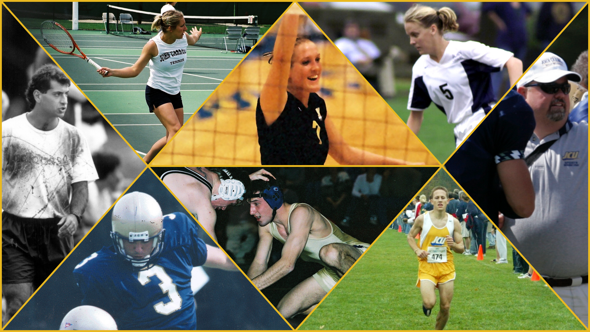 2018 John Carroll University Athletic Hall Of Fame Induction Class Unveiled